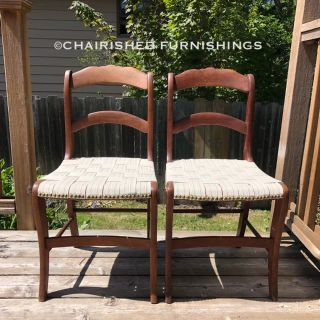 Dining Chairs, Antique