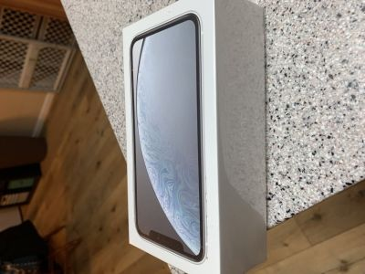 iPhone XR (new in box)
