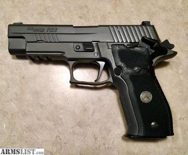 For Sale/Trade: Sig P226 Legion SAO 9mm