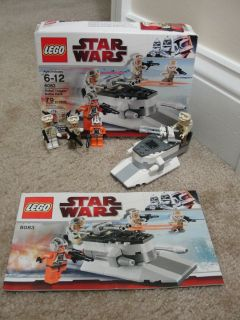 LEGO STAR WARS #8083 OPENED BOX
