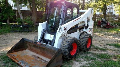 2014 Bobcat S750 Skid Steer Loader Diesel Tractor Very Low 240 Hours