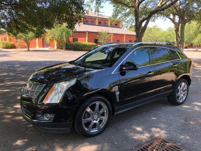 2011 Cadillac SRX Premium Collection (Black)