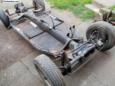 1964 Chassis