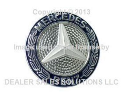 Sell New Genuine Mercedes w123 w126 Grille Shell Badge emblem OEM Warranty motorcycle in Lake Mary, Florida, US, for US $9.49