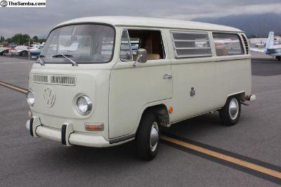 1969 VW Westfalia Tin Top Camper