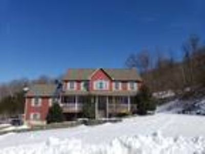 Your Own Private Park! Spacious Colonial on 7 Acres on Quiet