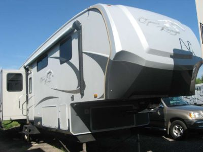2009 Open Range 391RES