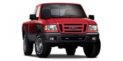 2007 Ford Ranger XLT (Red)