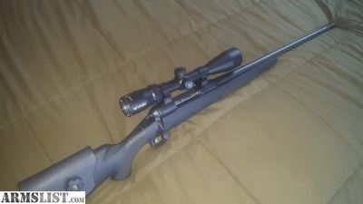 For Sale: Savage Model 11 Long Range Hunter 260 Remington - With Scope, Dies, Components, Ammo