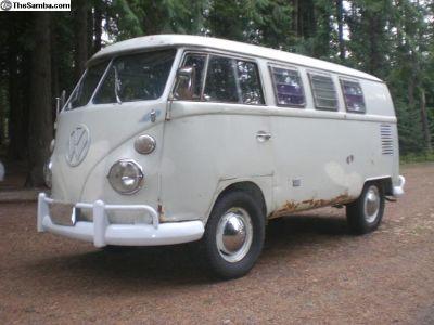 1967 SO-42 Westfalia Hard Top