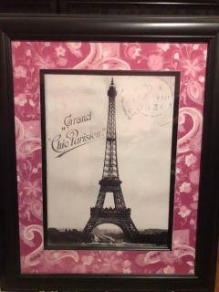 Paris Decor Picture