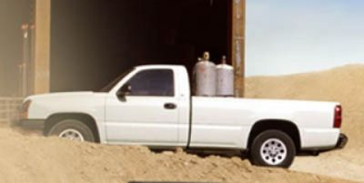2007 Chevrolet Silverado 1500 Work Truck (Silver Birch Metallic)