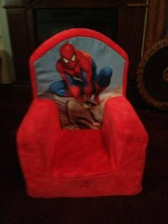 Cars  toy story tracks  Spider-Man chair