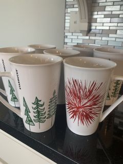 Starbucks Coffee Mugs (brand new)