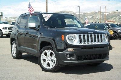 2018 Jeep Renegade Limited 4x4 (black)