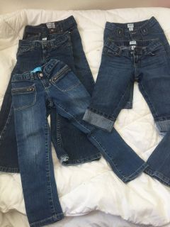 Toddler old navy Jean lot