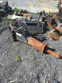 2008 Bobcat HB2380 Breaker with Nail Point
