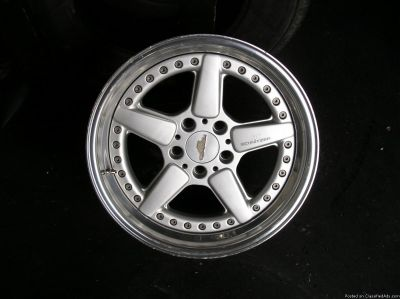 4 18 inch ac schnitzer WHEELS atlanta (with shipping available