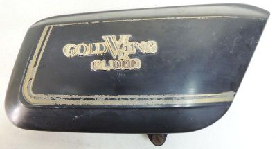 Find RIGHT HAND SIDE COVER RH 1975 HONDA GOLD WING GL1000 83600-431-6700 SH3 motorcycle in Douglassville, Pennsylvania, US, for US $20.00