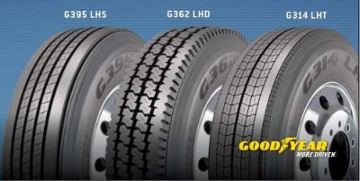 Sell Goodyear NEW G314 11r22.5 TRAILER Position motorcycle in Ontario, California, United States, for US $410.92