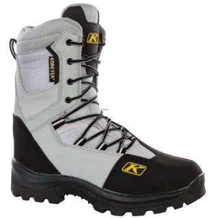 Purchase Klim Adrenaline GTX Boot - Gray motorcycle in Sauk Centre, Minnesota, United States, for US $203.99