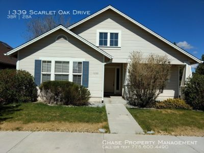 Spacious 3 Bed Home in Gardnerville Nevada