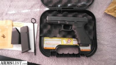 For Sale: Glock 20 SF 10mm w/night sights