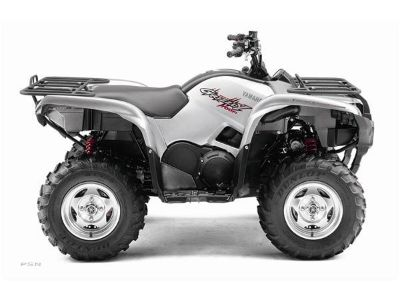 2011 Yamaha Grizzly 700 FI Auto. 4x4 EPS Special Edition Utility ATVs Lancaster, TX