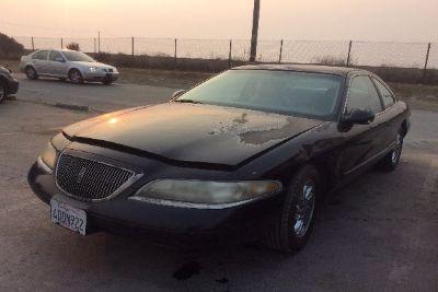 1998 Lincoln Mark VIII