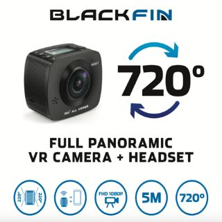 BlackFin VR Camera and Headset pack