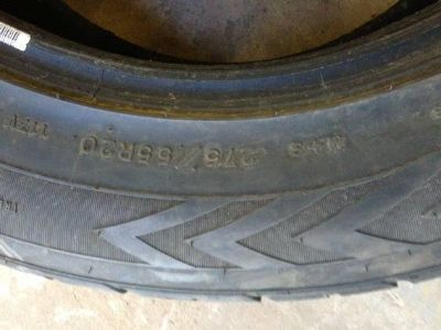 27555R20 tires