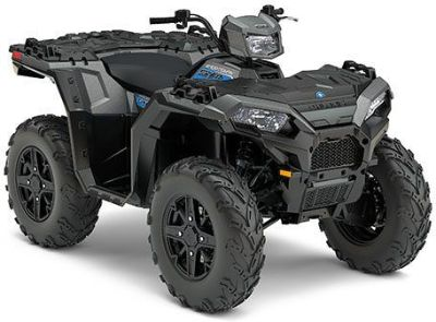 2017 Polaris Sportsman 850 SP Utility ATVs Chanute, KS