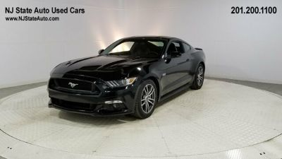 2016 Ford Mustang GT Premium (absolute black)
