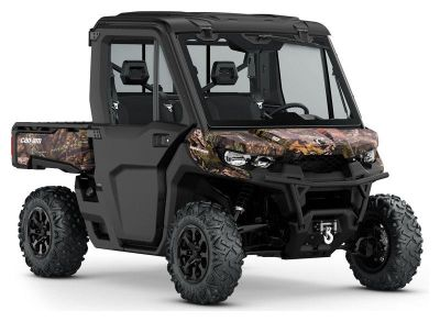 2019 Can-Am Defender XT CAB HD10 Side x Side Utility Vehicles Bennington, VT