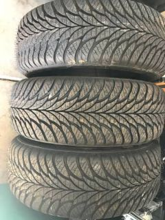 LOT of 2- Brand New Tires 235/60R16 Good Year Ultra Grip