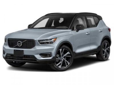2019 Volvo XC40 R-Design (Crystal White)