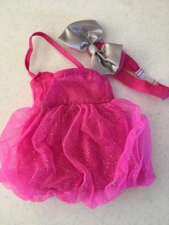 Baby Doll Dress/Bow