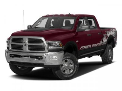 2016 RAM 2500 Power Wagon (Blue Streak Pearlcoat)