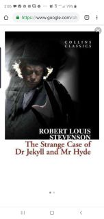 Looking for The Strange Case of Dr Jekyll & Mr Hyde