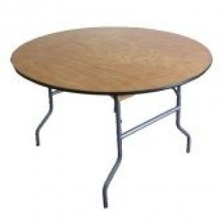 Round Folding Tables - Chair Company Larry Hoffman