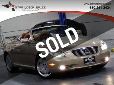 2003 Lexus SC 430 2dr Convertible