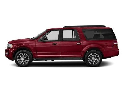 2016 Ford Expedition EL XLT RWD (Ruby Red Metallic Tinted Clearcoat)
