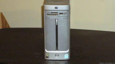 H P Slimline Desktop