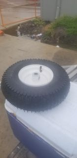 Tires new