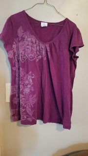 Oh baby XL maternity top