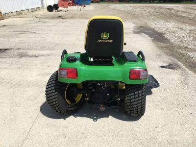$5,750, 2006 John Deere X724 4854-Inch Ultimatetrade Tractor