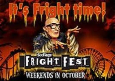 4 - One Day Tickets for Fright Fest