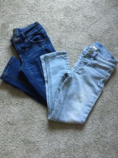Justice Jeans , Girls size 7