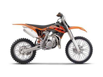 2014 KTM 85 SX Motocross Motorcycles Costa Mesa, CA