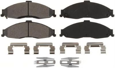 Purchase Bendix Brakes CQ Ceramic Brake Pad D749 motorcycle in Tallmadge, Ohio, US, for US $44.92